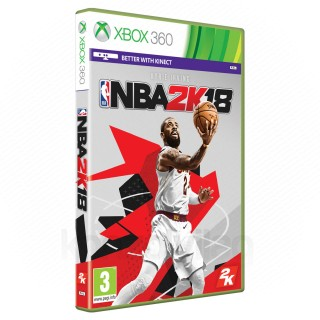 NBA 2K18 (használt) XBOX 360
