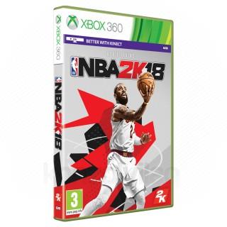 NBA 2K18 XBOX 360