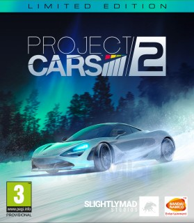 Project Cars 2 Limited Edition (használt) XBOX ONE