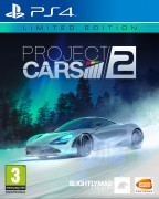Project Cars 2 Limited Edition (használt) PS4