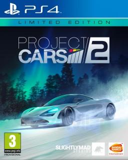Project Cars 2 Limited Edition (használt) PS4