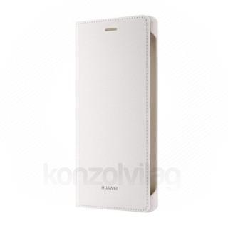 Huawei P9 Lite 2017 Fehér Book Cover (HUA-BOOK-P9L17-W) Mobil