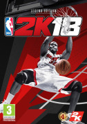 NBA 2K18 Legend Edition (PC) Letölthető PC