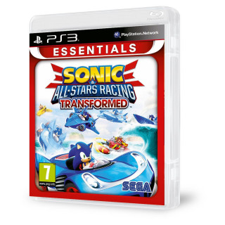 Sonic & All-Stars Racing Transformed: Essentials PS3