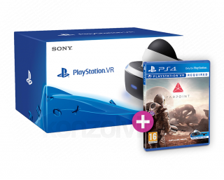 PlayStation VR Headset + Farpoint PS4