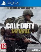 Call of Duty WWII Pro Edition PS4