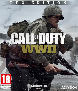 Call of Duty WWII Pro Edition XBOX ONE