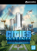 Cities: Skylines Deluxe Edition (PC/MAC/LX) Letölthető