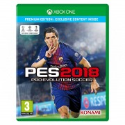 Pro Evolution Soccer 2018 Premium Edition (PES 18) XBOX ONE