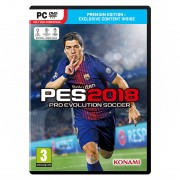 Pro Evolution Soccer 2018 Premium Edition (PES 18) PC