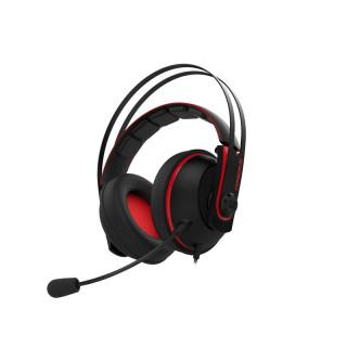 Asus Cerberus V2 Gamer Headset Fekete-Piros MULTI
