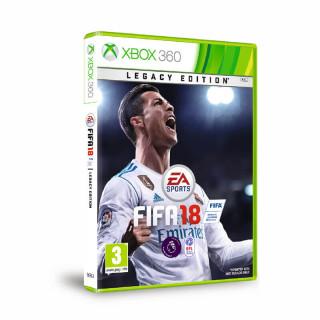 FIFA 18 (használt) XBOX 360