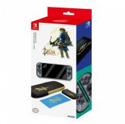 Zelda Breath of the Wild Starter Kit for Switch Switch