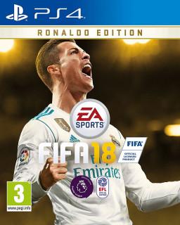 FIFA 18 Ronaldo Edition (használt) PS4