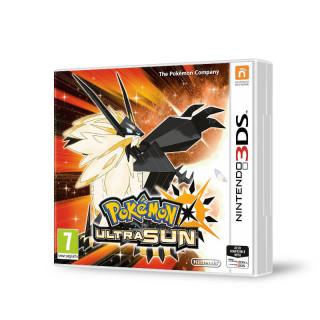 Pokémon Ultra Sun 3DS