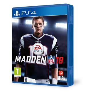 Madden NFL 18 (használt) PS4