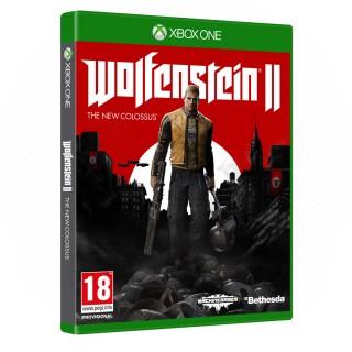 Wolfenstein II: The New Colossus (használt) XBOX ONE