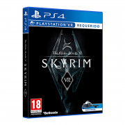 The Elder Scrolls V Skyrim VR PS4