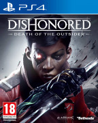 Dishonored: Death of the Outsider (használt) PS4
