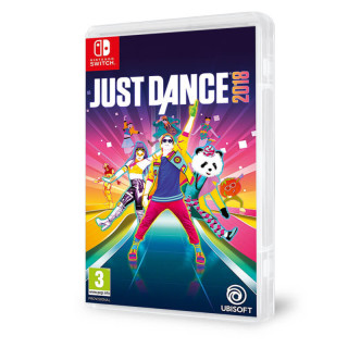 Just Dance 2018 (használt) Nintendo Switch