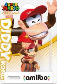 Diddy Kong - amiibo Super Mario AJÁNDÉKTÁRGY
