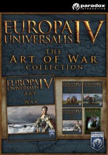 Europa Universalis IV: The Art of War Collection (PC) Letölthető PC