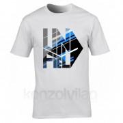 Unfield póló, gyerek XL - Fehér AJÁNDÉKTÁRGY