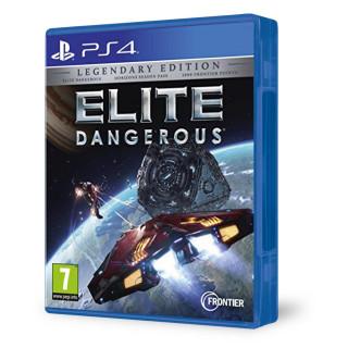 Elite Dangerous Legendary Edition (használt) PS4