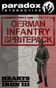 Hearts of Iron III: German Infantry Pack (PC) Letölthető