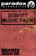 Hearts of Iron III: Soviet Music Pack (PC) Letölthető