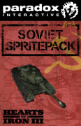 Hearts of Iron III: Soviet Sprite Pack (PC) Letölthető