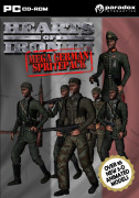 Hearts of Iron III: Mega German Spritepack (PC) Letölthető