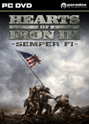 Hearts of Iron III: Semper Fi Expansion (PC) Letölthető