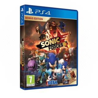 Sonic Forces Bonus Edition (használt)