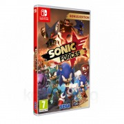Sonic Forces Day One Edition Switch