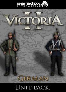 Victoria II: German Unit Pack (PC) Letölthető PC