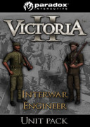 Victoria II: Interwar Engineer Unit Pack (PC) Letölthető