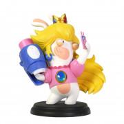 Mario + Rabbids Kingdom Battle - Peach 15 cm Figura AJÁNDÉKTÁRGY