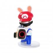 Mario + Rabbids Kingdom Battle - Mario 8 cm Figura AJÁNDÉKTÁRGY