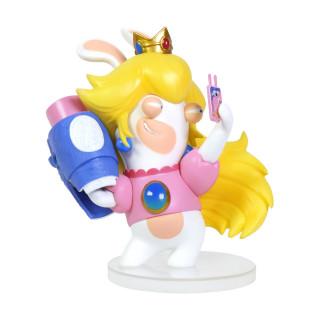 Mario + Rabbids Kingdom Battle - Peach 8 cm Figura AJÁNDÉKTÁRGY