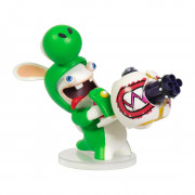 Mario + Rabbids Kingdom Battle - Yoshi 8 cm Figura AJÁNDÉKTÁRGY