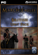 March of the Eagles: British Unit Pack (PC) Letölthető