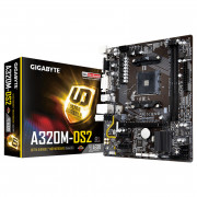GIGABYTE AM4 GA-A320M-DS2 PC