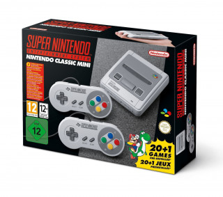 Super Nintendo Classic Edition: Super Nintendo Entertainment System (SNES MINI) Retro