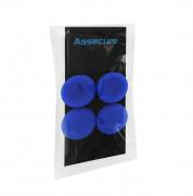PS4 kontroller szilikon kopásgátló, kék PS4