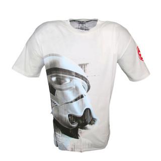 Star Wars Imperial Stormtrooper Fehér póló - Good Loot (S-es méret) AJÁNDÉKTÁRGY