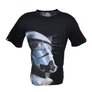 Star Wars Imperial Stormtrooper Fekete póló - Good Loot (M-es méret)