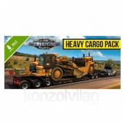 American Truck Simulator - Heavy Cargo Pack (PC/MAC/LX) Letölthető PC
