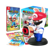 Mario + Rabbids Kingdom Battle Collector's Edition Switch