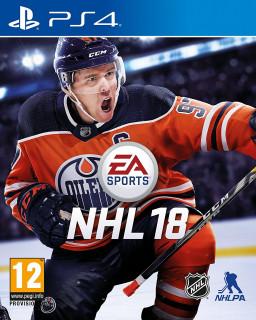 NHL 18 (használt) PS4